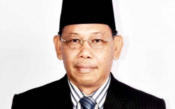 Wakil Ketua I DPRD Kabupaten Barito Selatan Hasanuddin Agani