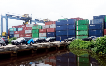 Pelabuhan Bagendang.