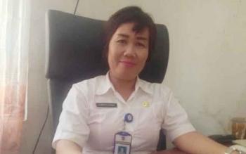 Kepala Bidang Perkebunan pada Dinas Pertanian dan Perikanan Kabupaten Murung Raya, Yanette Sarah
