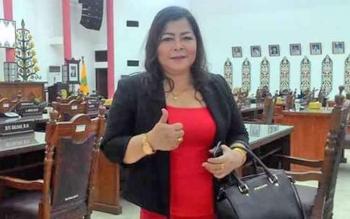 Neni A Lambung, Anggota DPRD Palangka Raya