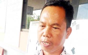 Kepala SDN 3 Kurun, Kabupaten Gunung Mas, Belie.