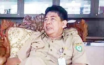 Kepala Dinas Pendidikan Kabupaten Kotawaringin Timur (Kotim) Suparmadi