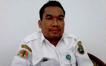 Kepala Seksi Pengelolaan TN Sebangau wilayah III di Kabupaten Katingan, Suwandi