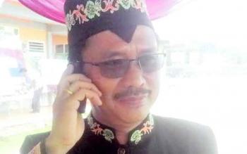 Plt Kepala Dinas Kesehatan Kabupaten Kapuas, Apendy.