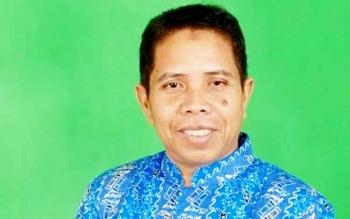 Ketua PWI Provinsi Kalimantan Tengah, Sutransyah.