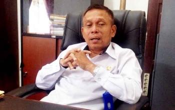 Kepala Dinas Tenaga Kerja dan Transmigrasi Murung Raya, Syahrial Pasaribu.