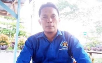 M Yadi, mantan Ketua PWI Seruyan.