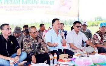 Kepala Dinas TPHP Kalteng, Tute Lelo
