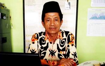 Kepala Pondok Pesantren Istiqomah, Muara Teweh, Kabupaten Barito Utara, Marjuin.