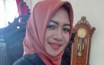 Idariani terpilih menjadi ketua Komisi III DPRD Kabupaten Barito Selatan.