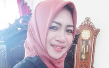 Ketua Komisi III DPRD Barito Selatan, Idariani