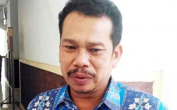 Direktur Perusahan Daerah Air Minum Kabupaten Gunung Mas Guntur J Ruben