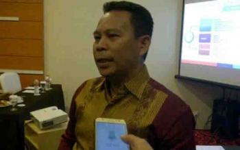 Manajer Unit Pengawasan Sistem Pembayaran Pengelolaan Uang Rupiah dan Keuangan Inklusif KPW Bank Indonesia Provinsi Kalimantan Tengah, Paulus BW Sopamena.