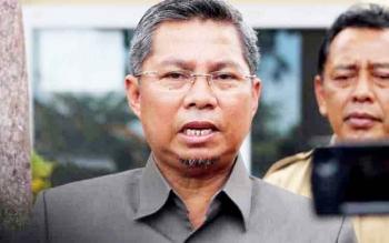 Bupati Seruyan Sudarsono.