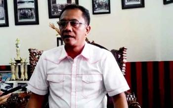 Ketua DPRD Kota Palangka Raya Sigit K Yunianto