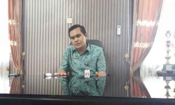 Kepala Dinas Kelautan dan Perikanan Jakatan, Jumat (24/3/2017)