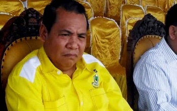 Wakil Ketua DPRD Gunung Mas, Punding S Merang