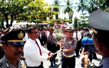 AKBP Roy HM Sihombing Dimutasi Jadi Wadir Polair Kepolisian Daerah Bali