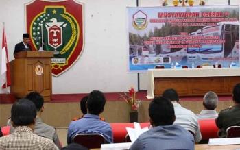 Ketua DPD Organda Kalteng periode 2011-2016, Lodewik C Iban, terpilih kembali untuk periode selanjutnya dalam Musda V Organda Kalteng, yang berakhir Sabtu (25/3/2017) malam.