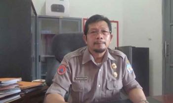 Kepala Badan Penanggulangan Bencana Daerah (BPBD) Kabupaten Mura, Markudius Dani