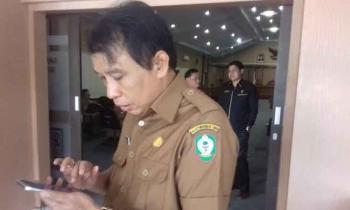 Kepala Dinas Pariwisata Kabupaten Kotim Fajrulrahman