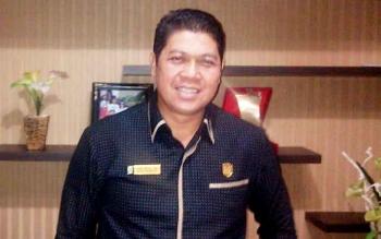 Wakil Ketua DPRD Kotim, Parimus.