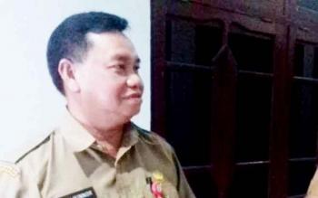 Ketua Tim Audit PBS Pemkab Kotim, H Halikinnor.