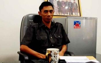 Anggota DPRD Kabupaten Barito Utara Lahmudin.