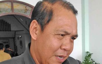 Wakil Ketua DPRD Gunung Mas, Punding S Merang.