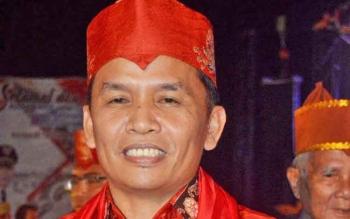 Ketua Dewan Adat Dayak Kalimantan Tengah, H. Agustiar Sabran
