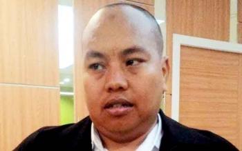 Penyuluh Bahasa pada Balai Bahasa Provinsi Kalimantan Tengah Basori