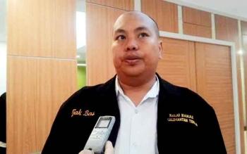 Basori, penyuluh bahasa pada Balai Bahasa Provinsi Kalimantan Tengah