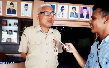 Kepala Dinas Kesehatan Kotawaringin Timur, Faisal Novendra Cahyanto