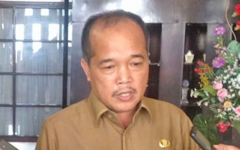 Ketua Badan Narkotika Kabupaten Murung Raya Darmaji