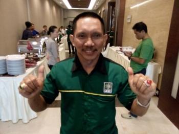 M Yamin, Ketua DPC PKB Sukamara