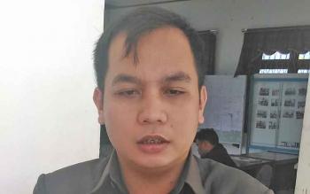 Anggota DPRD Kabupaten Gunung Mas, Evandi