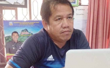 Kepala Bidang Pemerintahan Desa dan Kelurahan pada Dinas Pemberdayaan Masyarakat dan Desa Kabupaten Murung Raya Hendri Silvanus.