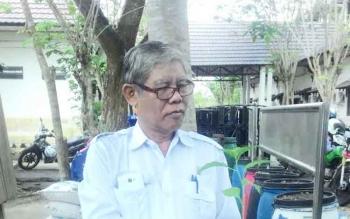 Kabid Produksi Hortikultura Dinas Pertanian Kabupaten Kapuas, Ringkesit.
