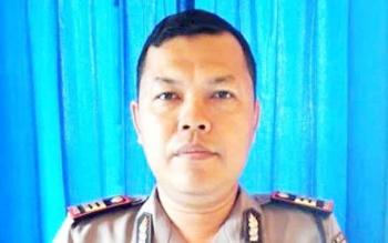 Kapolsek Dusun Selatan, Kabupaten Barito Selatan, AKP Budiono
