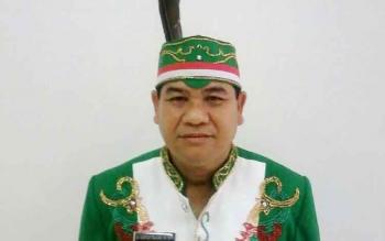 Sekretaris Umum (Sekum) Kerukunan Warga Oet Danum Kalteng, Guntur Talajan