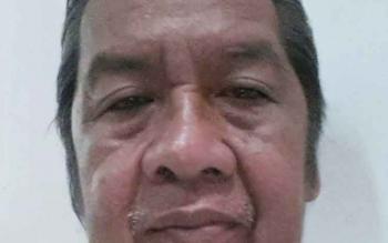 Ketua DAD Kabupaten Barito Utara, Jonio Suharto