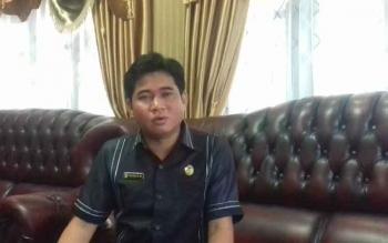 Ketua DPRD Kotim, Jhon Krisli