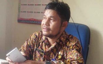 Kepala Humas dan Protokol Setda Kabupaten Mura, Simon Loteh.