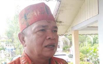 Kepala Dinas Perpustakaan dan Kearsipan Kabupaten Gunung Mas, Yokdie.