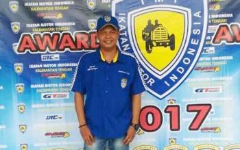 Ketua IMI Kabupaten Katingan, Wawan.