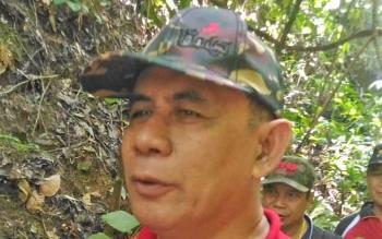 Kepala Disparpora Gunung Mas, Suprapto Sungan.