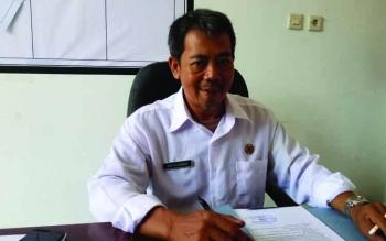 Sekretaris Dinas Sosial (Dinsos) Seruyan, Didi Djunaidi.