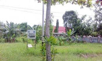 Tanah Dinas Pendidikan Kotawaringin Timur yang kalah dalam gugatan perdata.