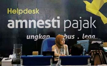Kantor Pelayanan Pajak Pratama Pangkalan Bun membuka Help Desk untuk membantu wajib pajak ikut program Tax Amnesty.