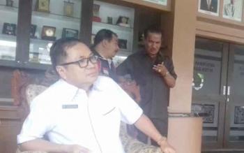Wakil Ketua Komisi I DPRD Kotim, Awai F Matali.